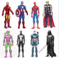 Wholesale PrettyBaby avenger CM Marvel Spiderman Green Goblin PVC Action Figure Collectible Toy star wars darth vader action figure wolverine inch