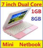 laptop computer sales - Cheapest inch Dual Core inch mini laptop computer Wifi VIA Dual Core Android netbook Cheap sales world