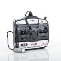Wholesale 1Pcs CH channel USB D USB Flight Simulator FMS CD Simulator Software