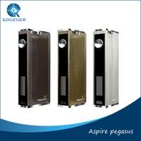 aspire lithium batteries - Aspire Pegasus E Cigarette Mods Lithium Battery Metal Mechanical Mod Brushed Best Electronic Cigarette Mod Vape