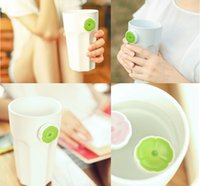 Wholesale Water Music induction remind drinking cup stick a bag Water Music induction intelligent alerts posted healthy drinking cup