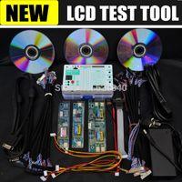 Livraison gratuite New TV LCD d'ordinateur portable / outil de test LED / LCD Kit de test du panneau / Support 7-55 pouces plein écran piste afin d'outil $ de 18Personne