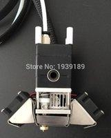 Wholesale Improved Ultimaker UM2 DIY D printer complete extrusion hotend header kit for mm supply filament system