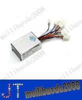scooter controller - 24V W Motor Brush Speed Controller for Electric car Bike Bicycle Scooter LB27 MYY10985A