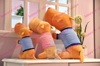 big improvements - Hot Sale Home Improvement Stuffed Animals Plush Toys Big Head White Cute Dogs As Bolster Gift For Girl Friend Or Kids