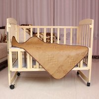 baby mattress sale - Hot Sale Baby Crib Mat Summer Bed Sheet Cool Mat Mattresses For Children Bedding VT0112 Salebags