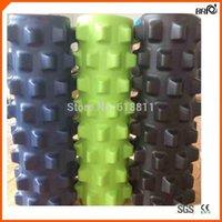 rumble roller - professional degree Hard bumpy Eva Rumble Roller Foam rollers w colors