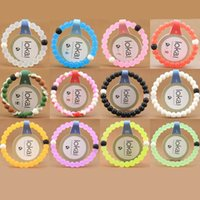 Wholesale 12 colors Lokai Bracelet Original Tag and Individual Bag Mud from Dead Sea Water from Mount Everest lookai new Find Your Balance Lokai