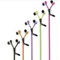 best headphone amplifier - Best mm zipper YI Zip Earphone Zipper Headphones For Iphone s s Samsung Galaxy S4 S5 Headset In Ear