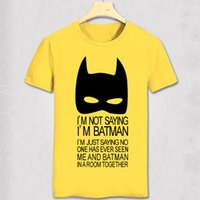 batman tshirts - Batman T Shirts Fashion Personalized Custom Tshirts batman costume men T shirt batmen Funny top tee superhero cool shirt