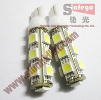 Wholesale super bright t10 smd motorcycles tail lights t10 led W5W led rear light Wedge car interior light
