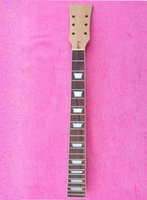 send - 2015 new electric guitar semi finished suit handmade custom electric guitar body neck mahogany neck goods send gift
