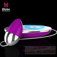 Cheap Female Masturbation Waterproof Silicone strong vibrator Touch Jump vibrating Egg,erotic toy adult sex Product Sex Toys for women