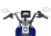 Wholesale All Terrain Inch Motorcycle GPS Navigation System quot Rage quot Waterproof GB Internal Memory Bluetooth D H1599