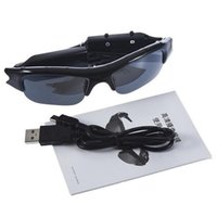 Wholesale 20PCS x960 Full HD Sunglasses DVR DV Camera Video Audio Recorder Camcorder FPS With Retail Box