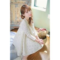 Cheap 2015 Long-Sleeved Mini dress Lace Maternity Dresses For Pregnant Women's Clothing Spring Sexy Maternity Dress Pregnancy Clothes