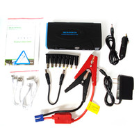 Wholesale 38000mAh Car Jump Starter Boster Charger Auto Emergency Start Charge Power Bank Battery Laptop Mobile Phone