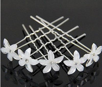 beautiful barrettes - Hot hair Resin flower U more hair barrette fine beautiful bride wedding tiara