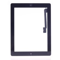 tablet parts - Apple Ipad4 tablet touch screen repair parts new BLACK