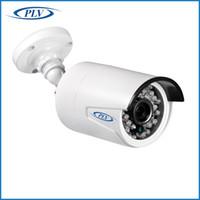 Wholesale 2MP Mini CCTV Camera AHD TVL Outdoor Waterproof Bullet Night Vision IR Security Video Surveillance IMX322 freeplug