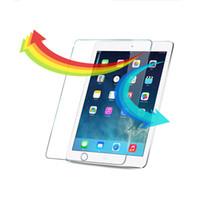 Wholesale S5Q Tempered Glass Premium Film Screen Protectors Skin Shell For Apple IPad Air AAAEIE