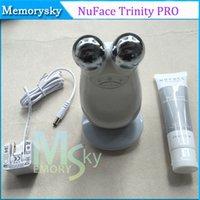 Wholesale Hot selling Nuface Trinity Pro Facial Toning Device Kitnuface White Brand New Sealed DHL Free