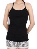 Wholesale Women Power Y Tank Top Shirts Black Yoga Gym Run Spin Fun Yoga Fitness Tops New
