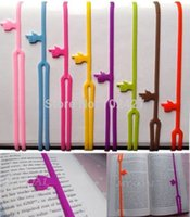 Wholesale Silicone Finger Pointing Bookmark Book Mark Office Supply Party Favor Funny Gift
