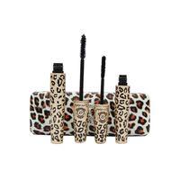 Wholesale w1029 Brand Makeup Leopard Print Mascara Rimel Waterproof Cosmetics Maquiagem Long Eyelash Eyelashes Love Alpha Make up Sex Products