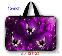 Unisex aspire laptop cases - Butterfly quot Laptop Netbook Case Sleeve Bag Pouch For quot Acer Aspire HP Dell Samsung