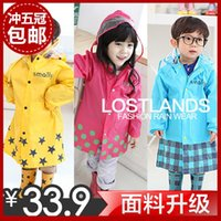 authentic ponchos - smally authentic children s cartoon raincoat poncho with schoolbag bit boots another shot can be equipped with means