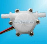 barb connection - Electrical Flow Sensor L Min Liquid Sensor mm Outer Diameter Hose Barb Connection Model PC HS2P
