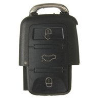 Wholesale New KEY SHELL FOB KEYLESS CLICKER FOR VW GOLF JETTA BEETLE PASSAT B5 J0959753DJ order lt no track