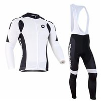 Wholesale Assos Cycling Jersey Roupa Ciclismo Bike Wear Mans bib Pants Breathable Bicycle Clothing Ciclismo Maillot Cycling Clothes