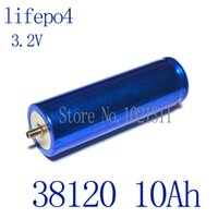 lifepo4 battery - 1PCS Ah V lifepo4 Battery cell C high discharge rate Rechargeable Battery powerful ebike Electric motorcycle battery