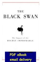 Wholesale The Black Swan The Impact of the Highly Improbable