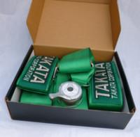car seat belt belts - FERR DHL Green TAKATA Car Seat Belt with FIA Homologation Harness Racing Satefy Seat Belt width inches Point