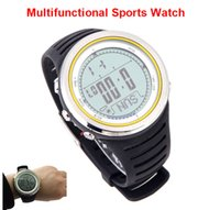 abs watch - Sunroad Multifunctional FR802A ATM Waterproof Outdoor Man Sports Watch Altimeter Barometer Stainless Steel ABS