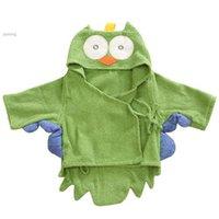 baby bathrobe pattern - New Fashion Confortable Feeling Baby Toddler Girl Boy Animal Cartoon Pattern Bathrobe Towel Years Old