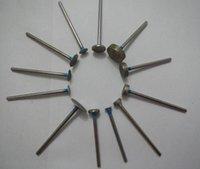 dental drill burs - 12 x Dental Lab Assorted Diamond Burs Millers Tooth Drill Jewelers mm NEW