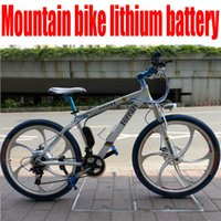 best motorcycle seats - 26 inch electric bike electric bicycle price best electric motorcycle cheap e bike mountain bike lithium battery v a w w