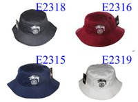Wholesale new brand mens bucket cheap price women hat men caps on sale fisherman hats casual new year buckets