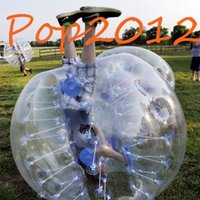 Wholesale m pvc Inflatable Bubble Ball Amazing Bubble Soccer For Sale Hot Inflatable Human Hamster Ball For Adult