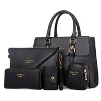 best china handbags - New design best selling high quality in women tote handbags purse clutch PU leather fashion women bags set for lady from China