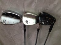 Wholesale Golf clubs Limited Vokey SM5 wedges degree With steel shaft black Champagne Silver Golf wedges