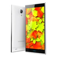 Wholesale DOOGEE DG580 Smartphone quot Android MTK6582 Quad Core Hotknot Black