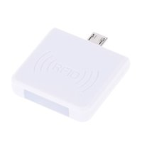 Wholesale Portable RFID MHz Proximity Smart USB IC Card Reader Win8 Android OTG Supported R65C S590