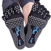 Wholesale Fashion New Fashion Warm Sport Yoga Socks Full Toe with Grips