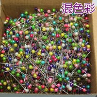 Wholesale Piece Box Pearl Pin Locating Pin DIY Accessories Clothing Positioning Needle