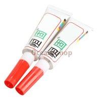 Wholesale 12PCS Adhesive Strong Rapid Bond Cure Tube Super Glue for Plastic Wood A5